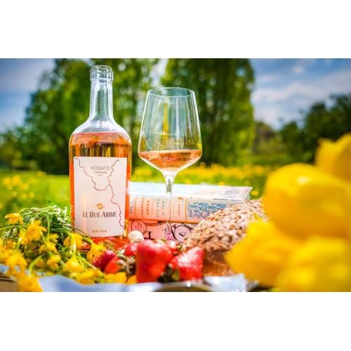 tipuri de vin rose